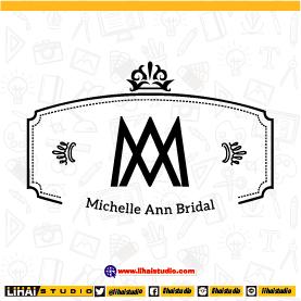 Logo Michelle Ann Bridal